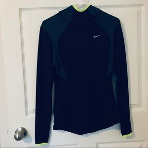 Nike Dry Fit Hooded Top